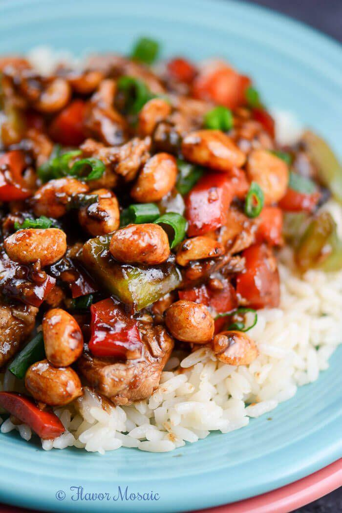 """<p>Nothing slays a dinner table like kung pao chicken.</p><p>Get the recipe from <a href=""""http://flavormosaic.com/easy-kung-pao-chicken-recipe/#MdMk23IVsdkRCLBs.32"""" rel=""""nofollow noopener"""" target=""""_blank"""" data-ylk=""""slk:Flavor Mosaic"""" class=""""link rapid-noclick-resp"""">Flavor Mosaic</a>.</p>"""
