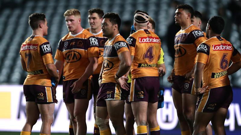 Broncos in tears after another loss, Sharks devour Titans and Panthers up to second
