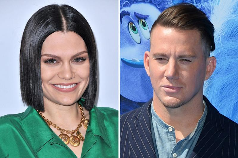 New couple? Jessie J is reportedly dating Channing Tatum: Splash News