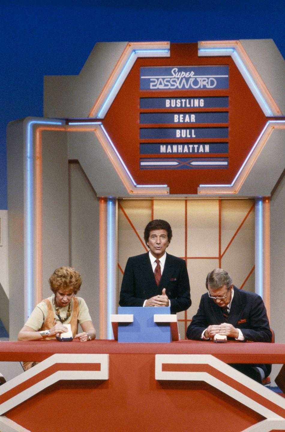 <p>The show debuted on primetime in 1961 with two teams, each one consisting of a celebrity and a contestant. The premise is for each guest to try to get the other player to guess words using one-word clues. It remained successful in primetime off and on until 1975. <em>Password </em>had a few revivals, the most recent one being <em>Million Dollar Password </em>in 2008.</p>