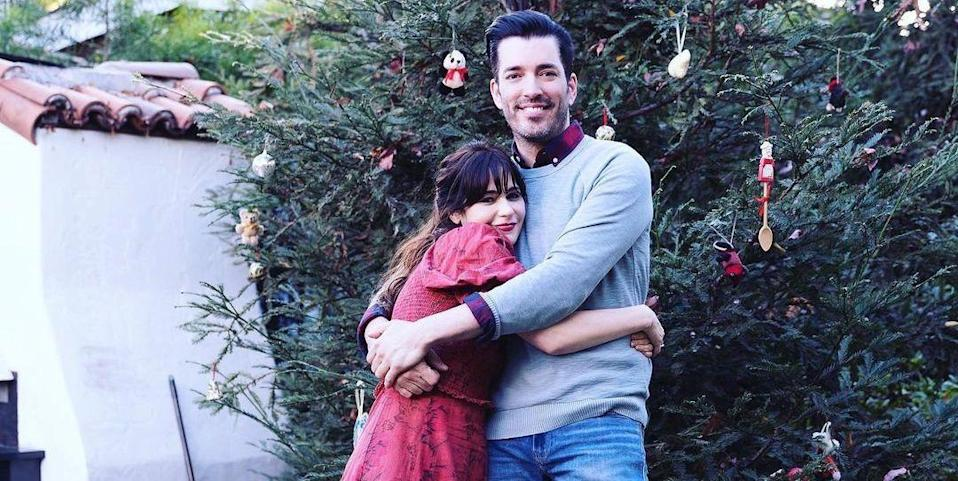 Photo credit: zooeydeschanel/Instagram