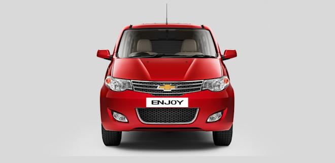 2015 Chevrolet Enjoy MPV