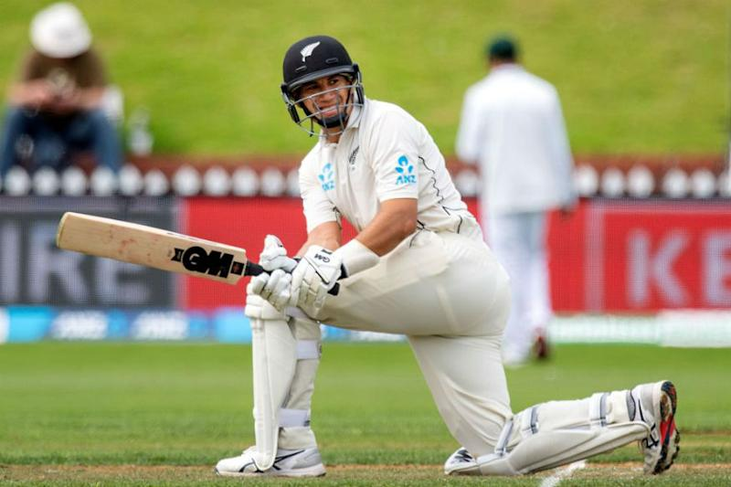 India vs New Zealand   Taylor Vows to Bat on After Unique 100-caps Milestone