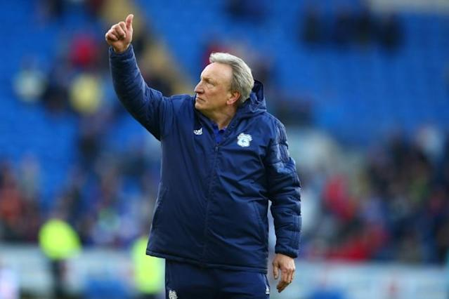 Neil Warnock has left Cardiff after three years in charge (AFP Photo/GEOFF CADDICK)