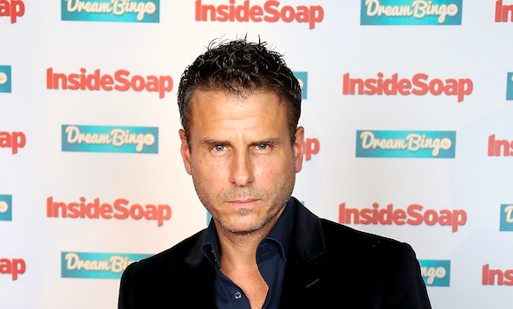 Jason Durr attends the Inside Soap Awards at The Hippodrome on October 3, 2016 in London, England. (Photo by Mike Marsland/Mike Marsland/WireImage)