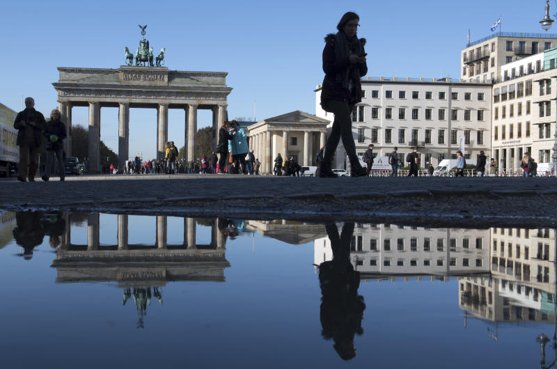 Eurozone forecast to grow at fastest rate in 10 years