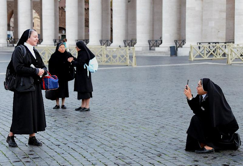 The number of women becoming nuns in Britain reached a 25-year high last year, according to figures released by the Catholic Church