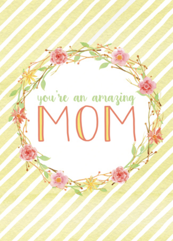 """<p>This card tells it like it is, and it comes in such a pretty hue.</p><p><em><strong>Get the printable at <a href=""""https://www.ishouldbemoppingthefloor.com/2017/05/free-printable-mothers-day-card.html"""" rel=""""nofollow noopener"""" target=""""_blank"""" data-ylk=""""slk:I Should Be Mopping The Floor"""" class=""""link rapid-noclick-resp"""">I Should Be Mopping The Floor</a>.</strong></em></p>"""