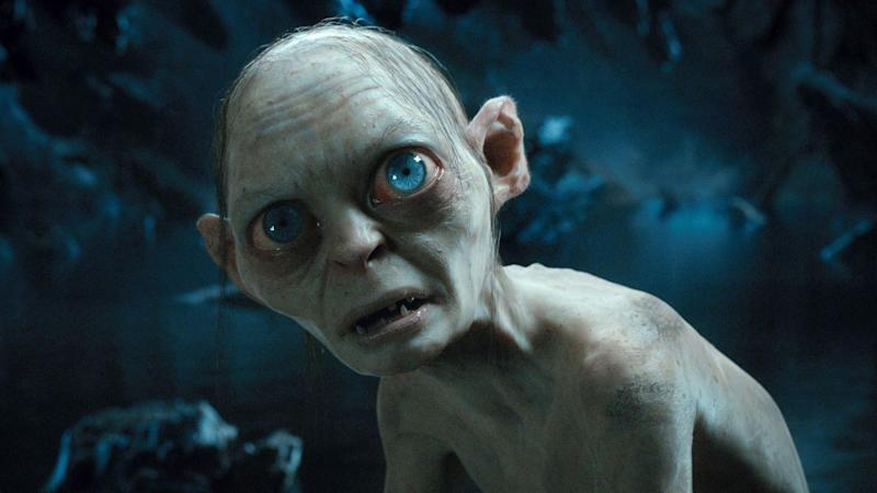 Andy Serkis was told not to take on the role of Gollum (Image by New Line Cinema)