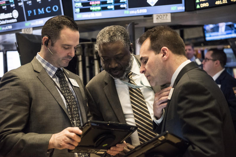 S&P 500 and Dow on track to snap 8-week winning streak