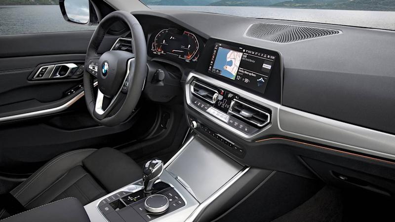 All New 2019 Bmw 3 Series Debuts In Paris