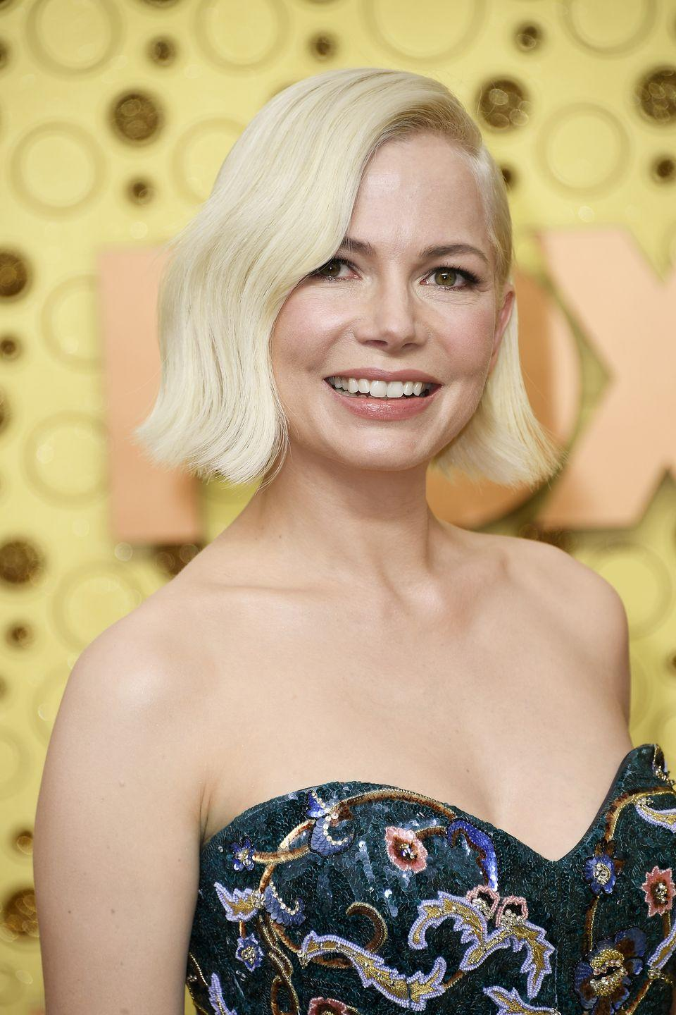"""<p>""""<a href=""""https://www.elle.com/uk/life-and-culture/culture/articles/a33628/michelle-williams-opens-up-about-heath-ledger-and-single-motherhood/"""" rel=""""nofollow noopener"""" target=""""_blank"""" data-ylk=""""slk:When you've"""" class=""""link rapid-noclick-resp"""">When you've</a> been a parent for 11 years and you've done it alone, you don't have romantic ideals, because you have a practical understanding that you can do it by yourself.""""</p>"""