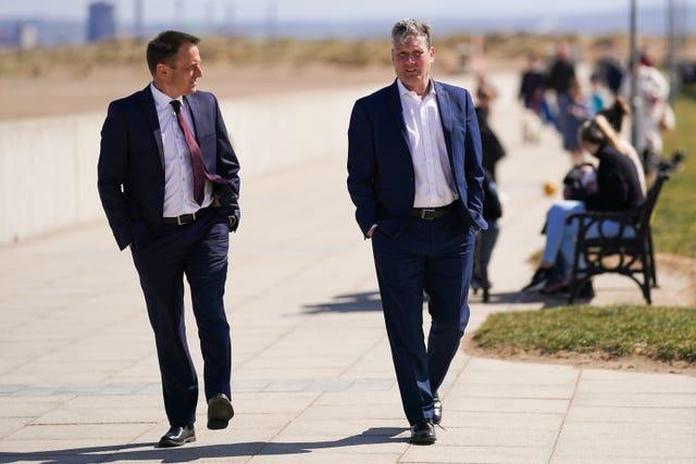 Keir Starmer visit to the North East