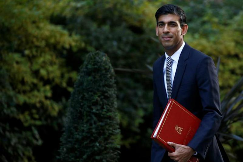 'Born to Play This Role': UK Finance Chief Rishi Sunak, in Job Just 6 Weeks, Rises to COVID-19 Challenge