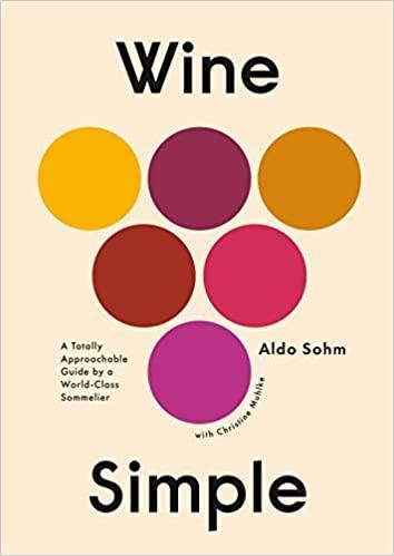 """<h2><em>Wine Simple: A Totally Approachable Guide From A World-Class Sommelier</em></h2> <br>Or, go the less cheeky route with some more approachable literature on Wine 101 (from a world-class sommelier!). <br><br><em>Shop <strong><a href=""""https://www.amazon.com/s?k=wine&i=stripbooks&ref=nb_sb_noss_1"""" rel=""""nofollow noopener"""" target=""""_blank"""" data-ylk=""""slk:Amazon"""" class=""""link rapid-noclick-resp"""">Amazon</a></strong></em><br><br><strong>Aldo Sohm and Christine Muhlke</strong> Wine Simple: A Totally Approachable Guide from a World-Class Sommelier, $, available at <a href=""""https://amzn.to/2xEzsiz"""" rel=""""nofollow noopener"""" target=""""_blank"""" data-ylk=""""slk:Amazon"""" class=""""link rapid-noclick-resp"""">Amazon</a><br><br><br>"""