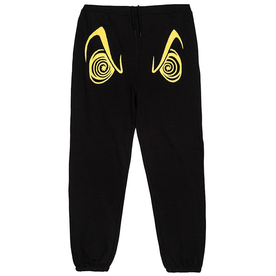 Die Swirl Eyes Sweatpants aus der Disney Villains-Kollektion von Heidi Klum. (Bild: Amazon.de)
