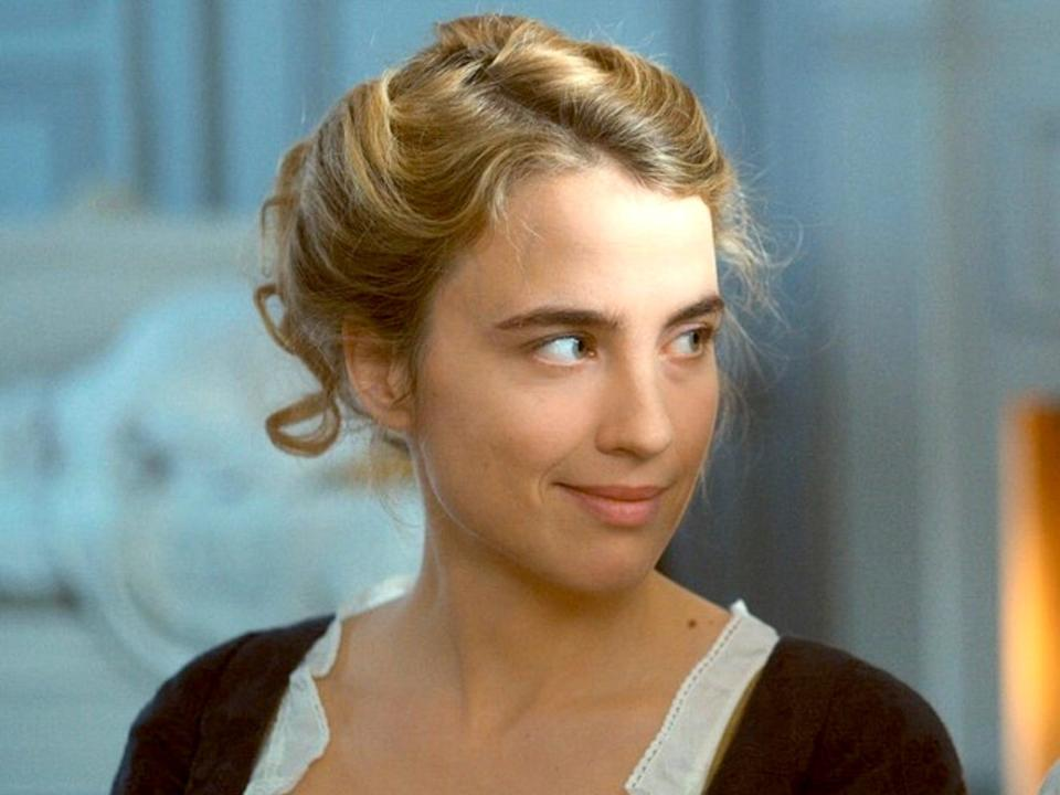 """Adèle Haenel starred in """"Portrait of a Lady on Fire."""""""