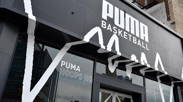 Puma has had a big week.