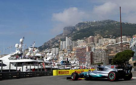 Mercedes has a lot of work to do in Monaco, says Hamilton