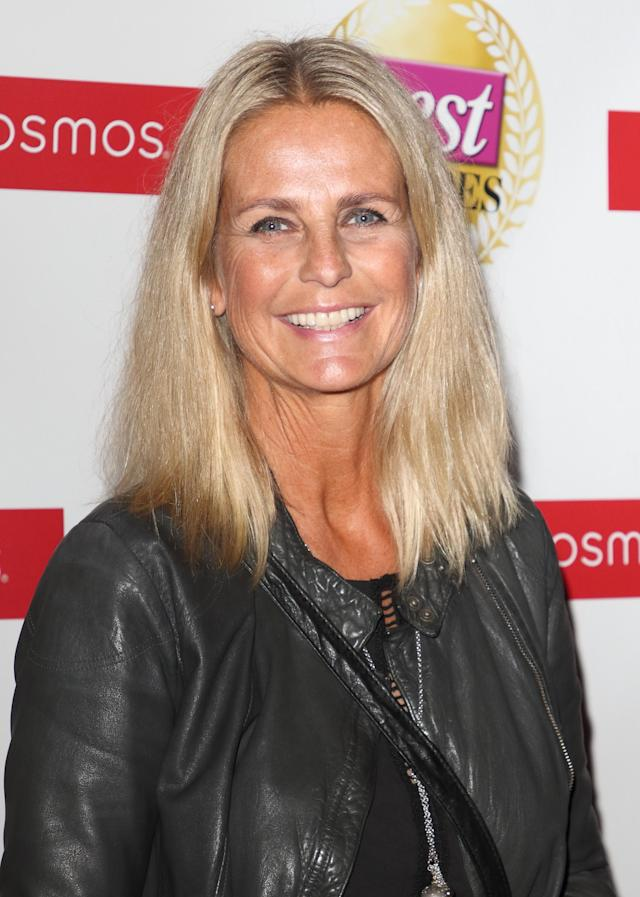 Ulrika Jonsson attends the Best Heroes Awards 2019 at The Bloomsbury Hotel. (Keith Mayhew/SOPA Images/LightRocket via Getty Images)