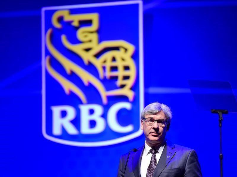 Royal Bank president David McKay speaks at the Royal Bank of Canada annual meeting in Toronto on Thursday, April 6, 2017. THE CANADIAN PRESS/Frank Gunn