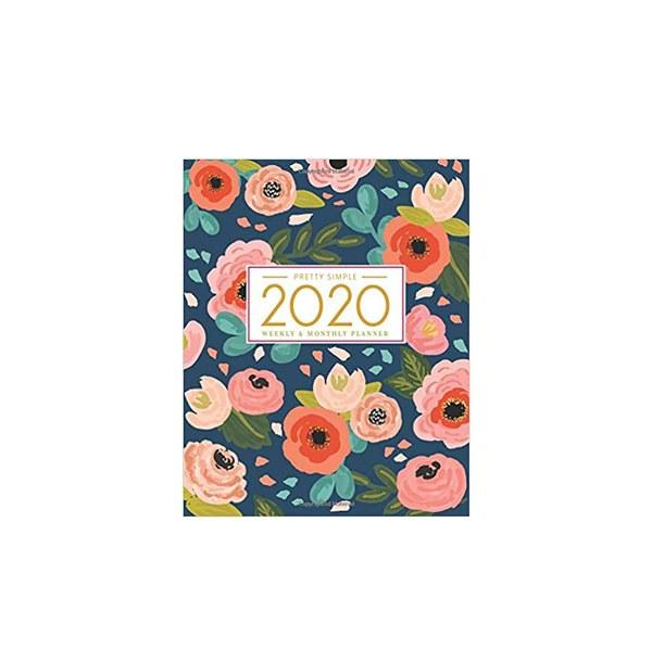 """$8, Amazon. <a href=""""https://www.amazon.com/2020-Planner-Weekly-Monthly-Inspirational/dp/1948209780/ref=sr_1_6?"""">Get it now!</a>"""