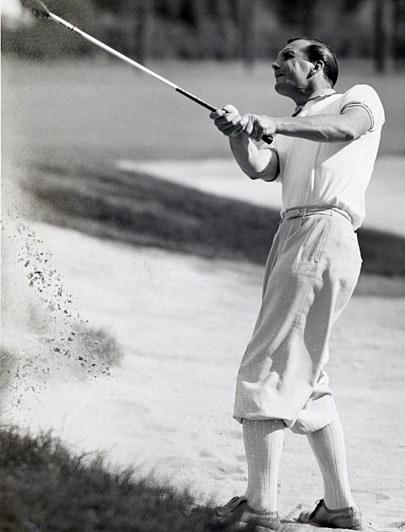 Pre Ian Poulter, Faulkner was England's snazzy-dressing golfer. He made his biggest statement, however, in 1951 when he finished two shots clear of Antonio Cerda to win the only previous Open held at Royal Portrush. Impressively, his big victory came just five years after he started playing tournament golf. Previously, he had been an accomplished boxer while serving in the British Royal Air Force during World War II.