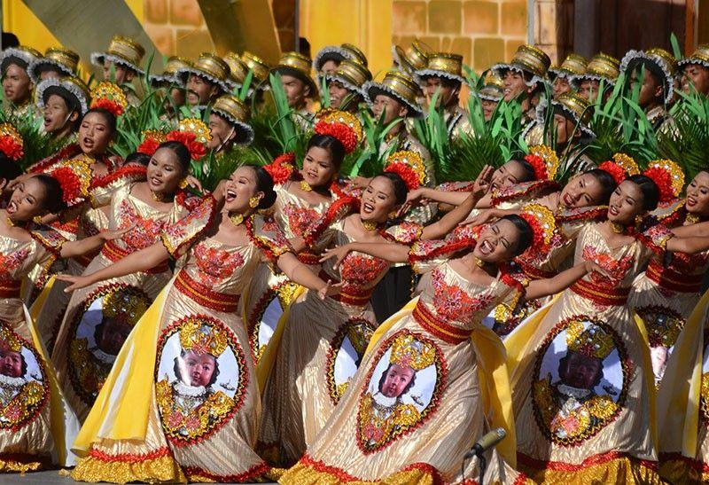 Carcar City clinches another sinulog victory