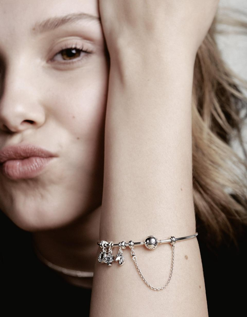 Millie Bobby Brown's Pandora Jewelry Campaign Is New, but Man ...