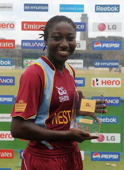 South Africa Women v West Indies Women - ICC Women's World Twenty20 2012: Group B
