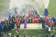 Al Ahly won the CAF Champions League for a record ninth time last year