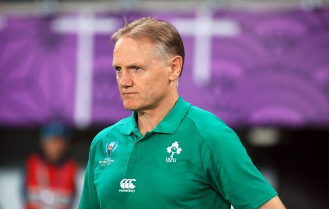 World Rugby director of rugby Joe Schmidt has been encouraged by the response they have received.