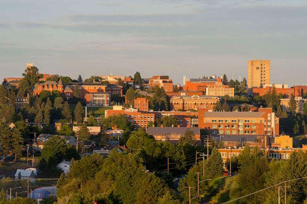 PHOTO: View of the Washington State University in Pullman, Washington. (Wolfgang Kaehler/LightRocket via Getty Images, FILE)