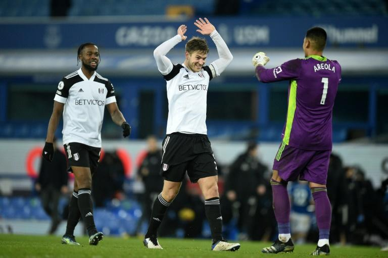 Fulham beat Everton to boost their chances of survival but their manager Scott Parker says despite some poor results the players confidence has never wavered