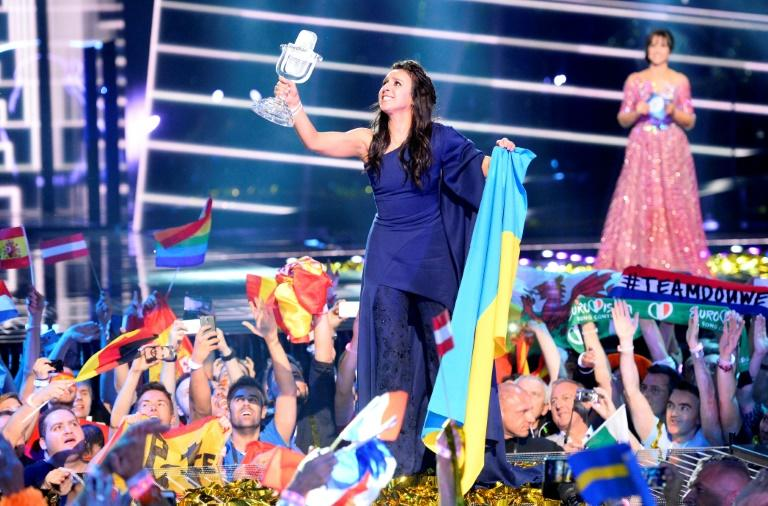 Ukraine bans Russian contestant from Eurovision song contest