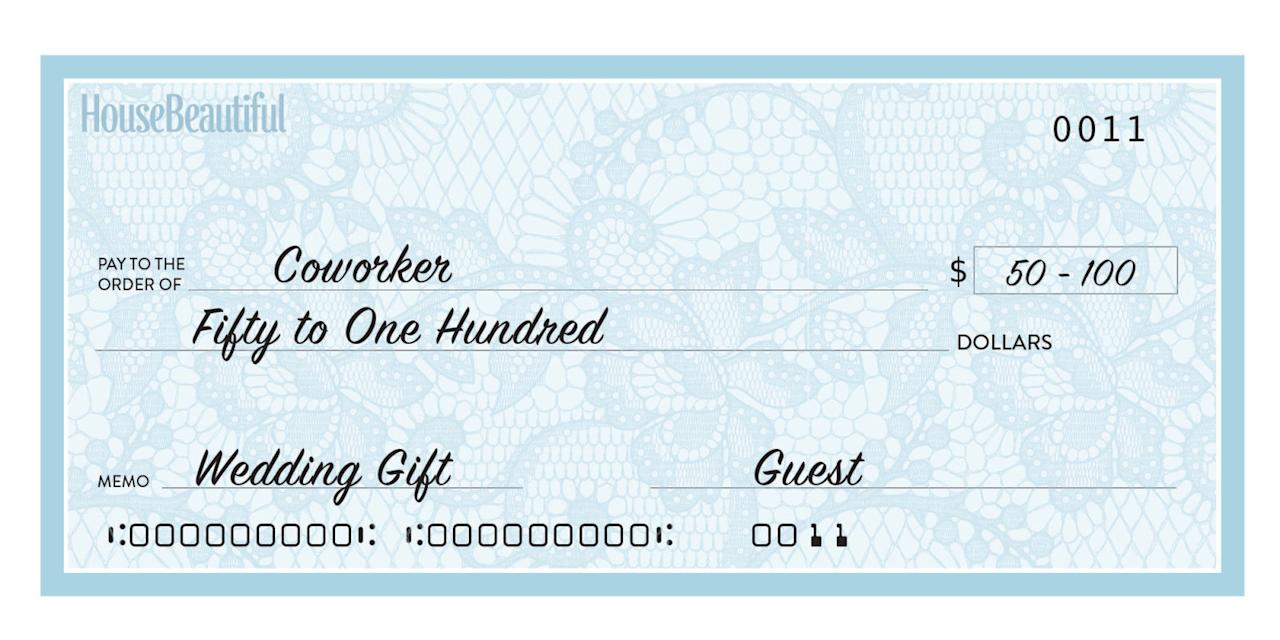 How Much Money You Should Really Give At A Wedding