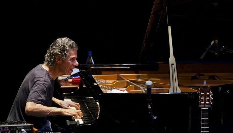 A pioneer of solo piano shows, Chick Corea, seen here in September 2014, was a master of everything from classical to standards to swing and Latin jazz