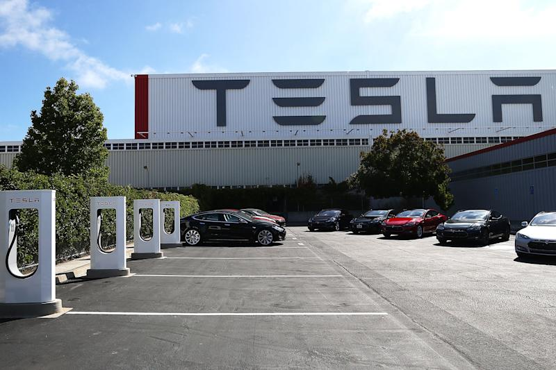 Elon Musk sent an email to Tesla employees about another fire in its factory on Sunday