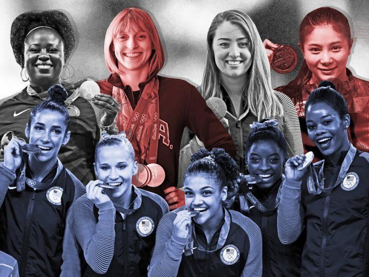 As Women Succeed At Olympics Commentators Fail To Discuss
