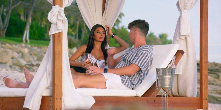 <p>If Lana sees a genuine connection, you could get invited to the suite for some overnight privacy. Sharron and Rhonda and Harry and Francesca are the only ones who make the cut.</p>