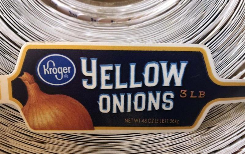 Thomson International Inc. of Bakersfield, California is recalling red, yellow, white, and sweet yellow onions shipped from May 1, 2020 through the present, out of concern they could be contaminated with salmonella. Stores including Kroger got the onions.