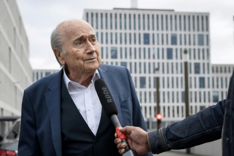 Blatter's turn to face Swiss prosecutor over Platini payment
