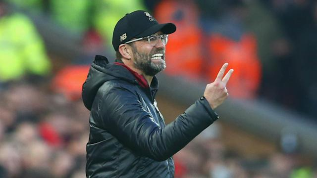 A clash with Bayern Munich is on the horizon for Liverpool, but manager Jurgen Klopp is not ready to think about the Reds' last-16 tie.
