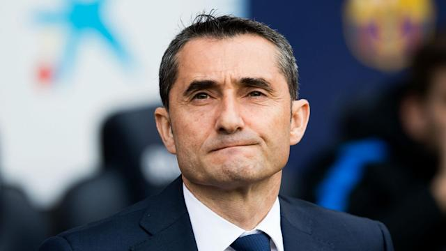Atletico Madrid have trimmed the gap at the top of LaLiga to seven points and Ernesto Valverde knows there are battles ahead for Barcelona.