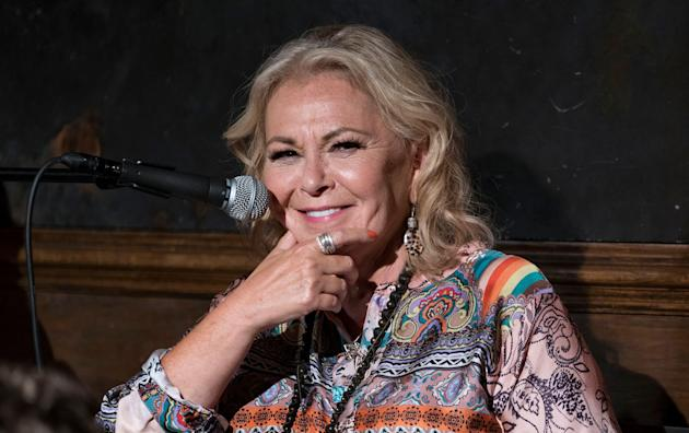 Roseanne Barr Announces New Comedy Tour 1 Year After Sitcom Cancelation
