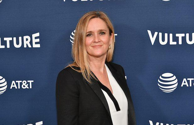 Sam Bee's TBS Christmas Special Got Political With 'Abolish ICE Skaters'