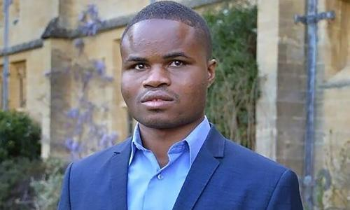 Blind student dragged from Oxford Union chamber 'by his ankles'