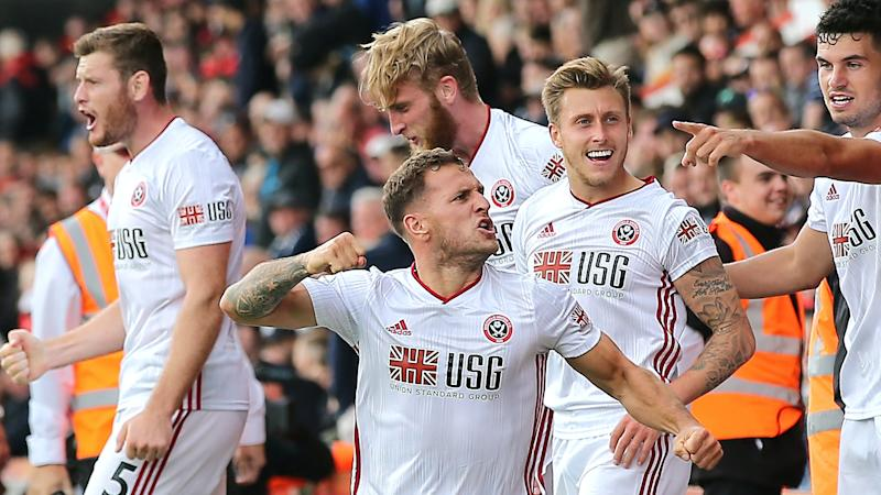 Billy buzzing about leading last Blades bid for glory at the Sharp end of season