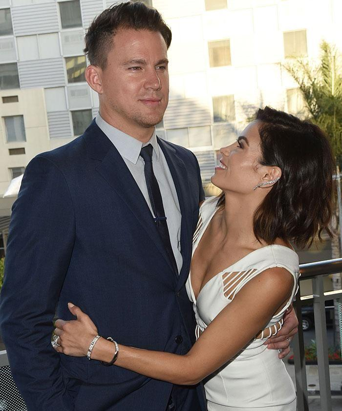 The loved-up duo have been married for seven years. Photo: Getty Images