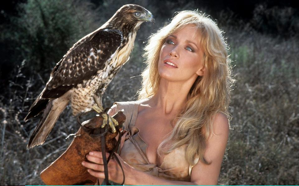 Tanya Roberts in The Beastmaster - Getty